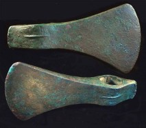 Bronze Axe Heads