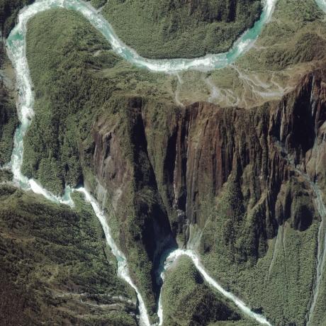 Shangri-La Rainbow Falls