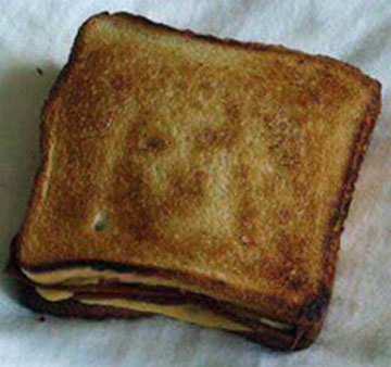 jesus grilled cheese