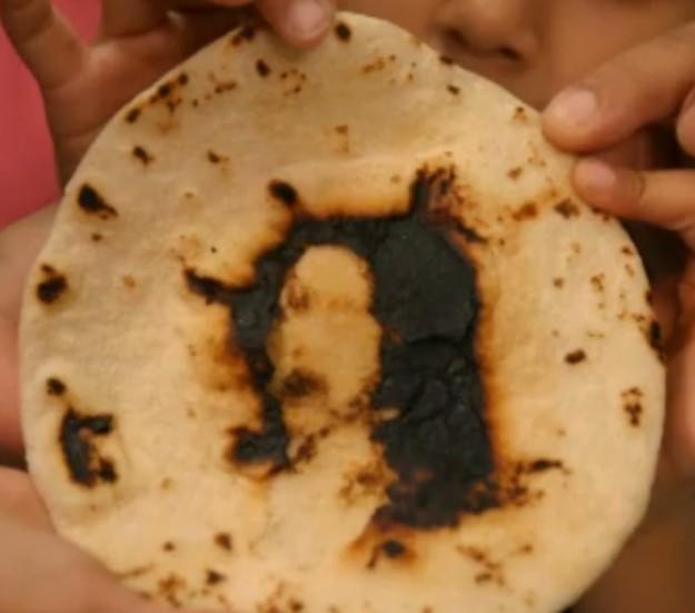 jesus tortilla