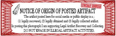 NOTICE OF ORIGIN