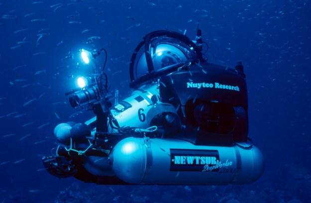 deep sea 9