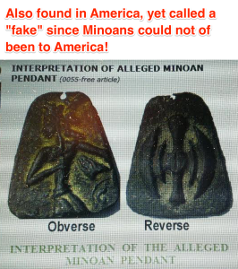 minoan pendant