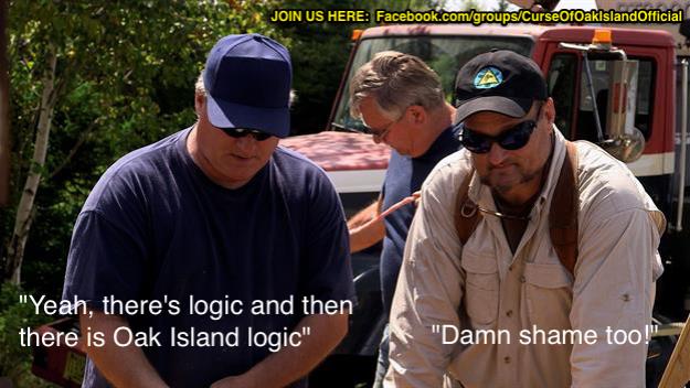 oak isla logic meme