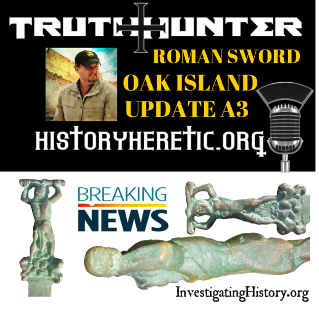 Truth Hunter Oak Island Sword Update A3
