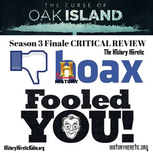 Oak Island Feb  Finale