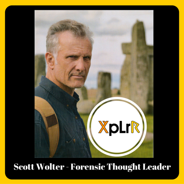 Scott Wolter - Forensic Thought Leader