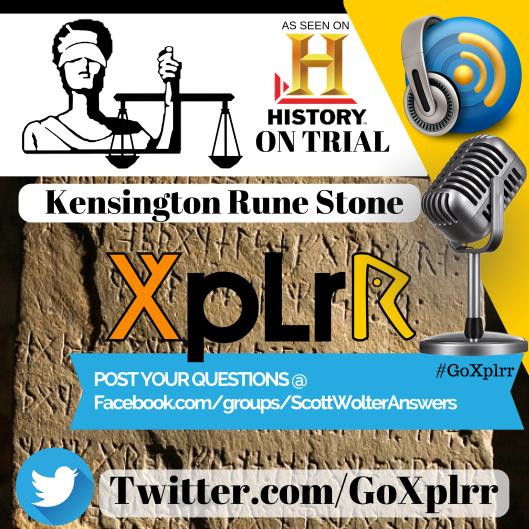 Kensington Rune Stone on Trial