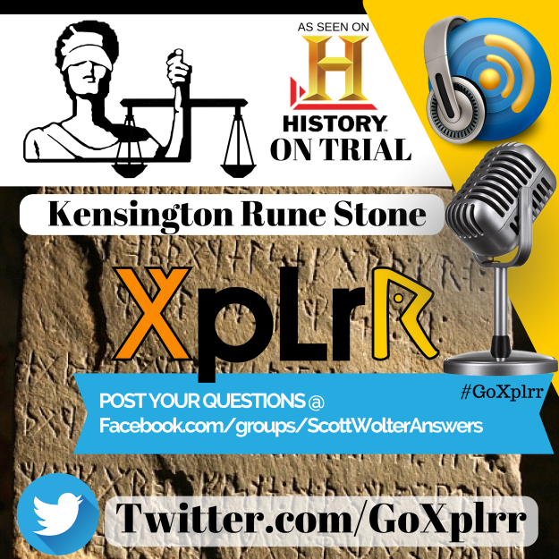 Kensington Rune Stone on Trial